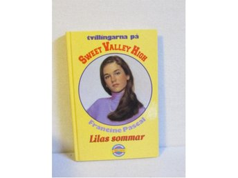 Sweet Valley High Lilas sommar Francine Pascal