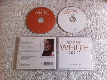 Barry White - Gold. 2 CD.