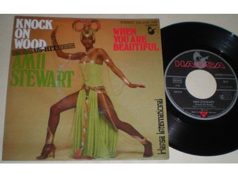 Amii Stewart 45/PS Knock on wood 1979 M-