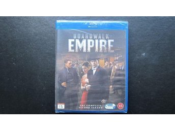 Blu-Ray Boardwalk Empire Säsong 2 (NY INPLASTAD!)