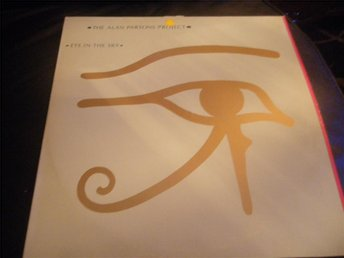 the alan parson project eye in the sky lp