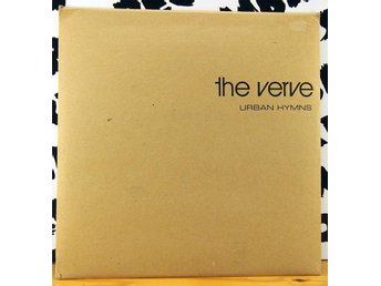 The VERVE - Urban Hymns - 2LP - UK -97 RARE!!!!