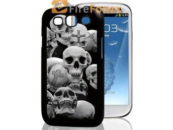 Galaxy S3(i9300)/ Skull /3D mobilskal/mobilskydd - Solna - Galaxy S3(i9300)/ Skull /3D mobilskal/mobilskydd - Solna
