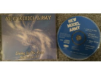 New Model Army - Living In The Rose