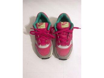 Air Max Nike strl 32 storlek stl pojke flicka unisex - Ekeby - Air Max Nike strl 32 storlek stl pojke flicka unisex - Ekeby