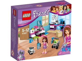 LEGO Friends - Olivias kreativa labb 41307