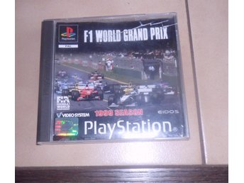 PS1  F1 World grand prix