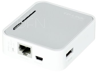 TP-LINK TL-MR 3020 Portable Wireless N Router