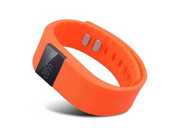 Orange -  TW64  Aktivitetsarmband / Health Bracelet