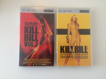 Kill Bill Vol 1 & 2 - UMD Video
