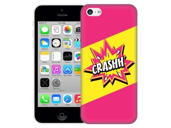 iPhone 5C Skal Crash