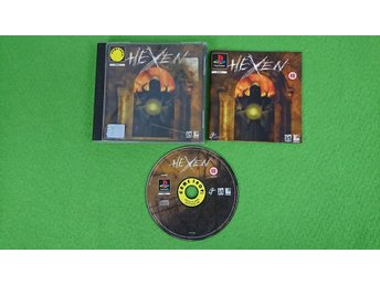 Hexen KOMPLETT Playstation 1 PSone ps1