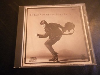 bryan adams cuts like a knife cd