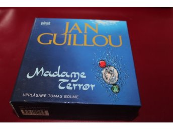 CD-bok: Madame Terror - Jan Guillou
