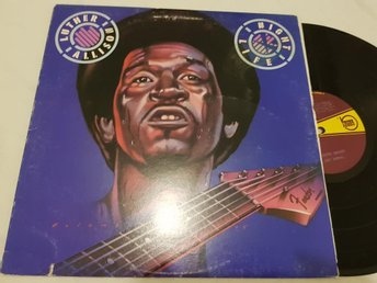 Luther Allison - Night Life LP
