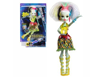 Frankie Stein - High Voltage - Electrified - Monster High docka