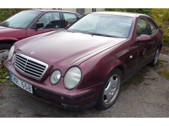 Mercedes-Benz CLK 230 kompressor 1997