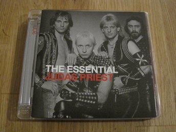 JUDAS PRIEST - THE ESSENTIAL, 2-CD