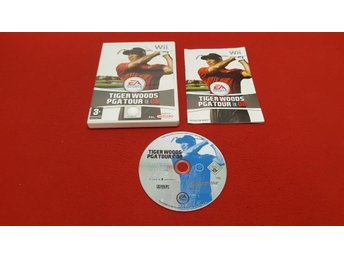 TIGER WOODS PGA TOUR GOLF 08 till Nintendo Wii
