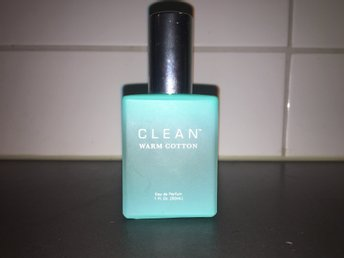 Clean warm cotton, 30 ml