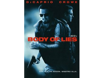 Body of Lies (Russell Crowe, Leonardo DiCaprio)