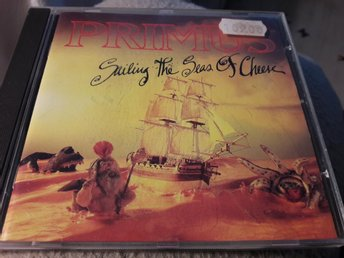 "CD Primus ""Sailing The Seas Of Cheese"""
