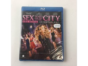 Sex and the city the movie - extended cut, Film, Blu-ray, Komedi, 2008