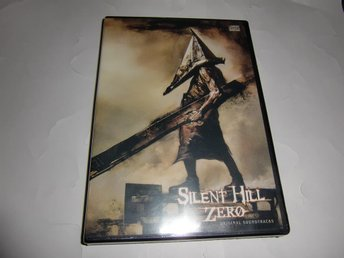 Silent Hill Zero Original soundtrack - JAP
