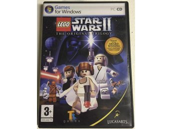 LEGO Star Wars II: The Original Trilogy - PC -  Komplett