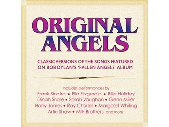 Original Angels (CD)