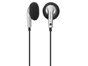 THOMSON Hörlur EAR1115 In-Ear, Silver - Höganäs - THOMSON Hörlur EAR1115 In-Ear, Silver - Höganäs