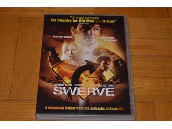 Swerve ( Emma Booth Jason Clarke ) 2011 - DVD - Töre - Swerve ( Emma Booth Jason Clarke ) 2011 - DVD - Töre