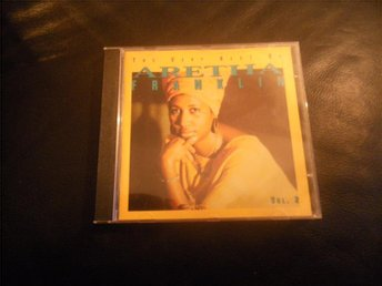 the very best of aretha franklin cd