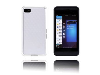 EdgeWhite (Vit) BlackBerry Z10 Skal