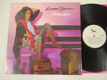 "Donna Summer ""The Wanderer"""