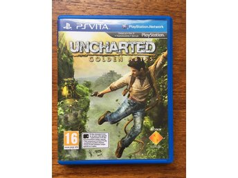 Uncharted Golden Abyss i bra skick