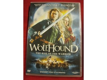WOLFHOUND : THE RISE OF THE WARRIOR - DVD