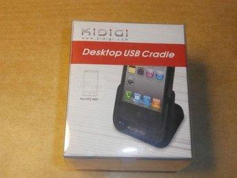 HTC Desire HD 7 KiDiGi USB Bordsladdare - NYTT - FRAKTFRITT - Mjölby - HTC Desire HD 7 KiDiGi USB Bordsladdare - NYTT - FRAKTFRITT - Mjölby
