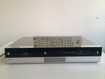 LG DVD+VCR combo V290H HDMI - Bjuv - LG DVD+VCR combo V290H HDMI - Bjuv