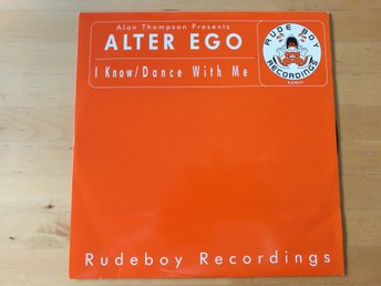Alter ego - I Know / Dance with me