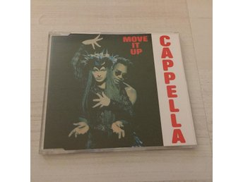 CAPPELLA - MOVE IT UP. (CD)
