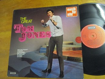 "Tom Jones ""The Great Tom Jones"""