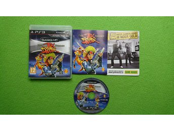 The Jak And Daxter Trilogy KOMPLETT Ps3 Playstation 3