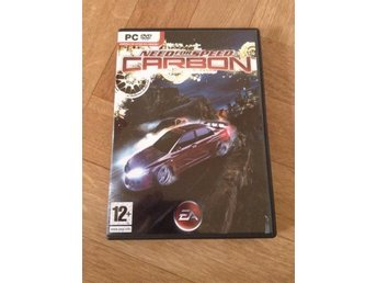 Need For Speed Carbon - Import
