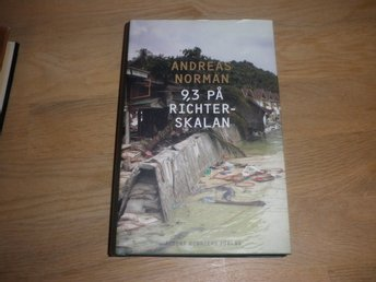 Andreas Norman - 9,3 på richterskalan
