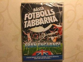 Bästa Fotbollstabbarna från England. Ny inplastad DVD. - Perstorp - Från 2010. 52 min - Perstorp