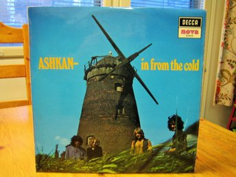 ASHKAN - In From The Cold,Orig.UK Hard Prog Psych Blues Rock,Decca Nova 1969