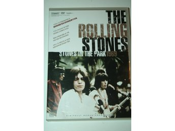 The Rolling Stones - Stones in the park 1969 (DVD)
