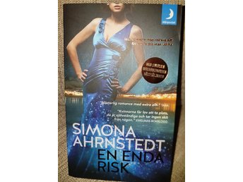 Simona Ahrnstedt / En enda risk POCKET