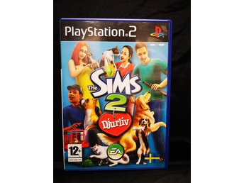 The Sims 2 djurliv / Ps2 / Sony / Playstation 2